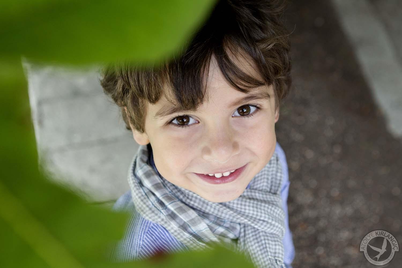 Aile, Çocuk Fotoğrafları